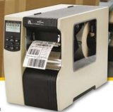 深圳Zebra 110xi4 300dpi 专业级条码打印机二维码不干胶标签机