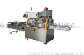 长久机械CJF-3500-PA高速半自动封盒机