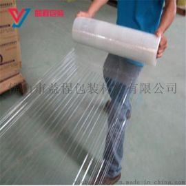 佛山拉伸缠绕膜厂家 透明拉伸膜 环保包装薄膜 机用包装膜 江门拉伸膜批发