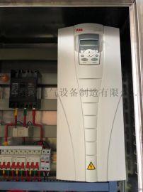 配电柜1.5KW恒压供水ABB变频柜低压配电柜成套可带PLC控制器不锈钢户外型