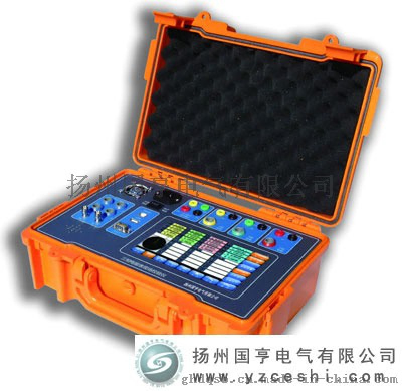 多功能電能表現場校驗儀廠家_電能表現場校驗儀型號