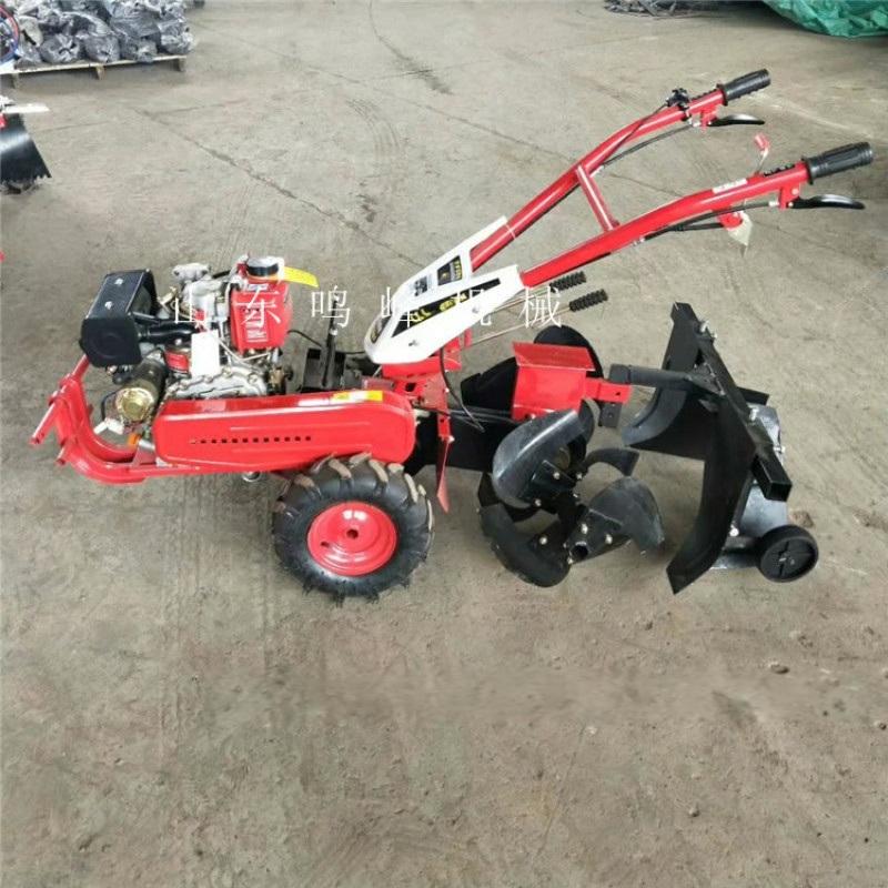 小型旋耕開溝微耕機,汽油動力小型旋耕機