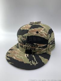 迷彩嘻哈帽上海实体工厂