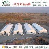 15米仓库大棚 可拆卸移动帐篷 大型工业篷房
