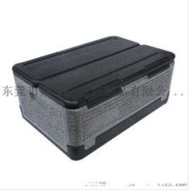 东莞深圳保利龙 EPP防静电泡沫周转箱折叠箱发泡胶