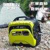 攜帶型家用2KW汽油發電機的特點和型號參數