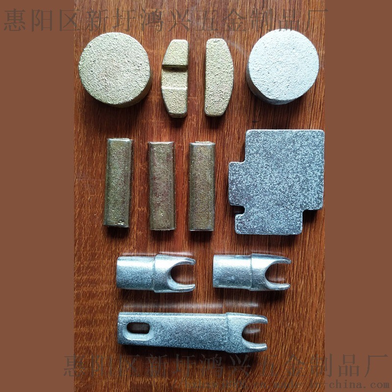 电镀锌配重块,电子产品配重块