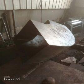 焊接烟道虾米腰轻型弯头对焊|方形弯头大口径弯头