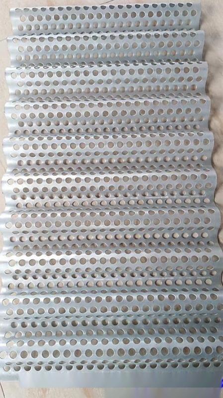 1.5-3.0厚弧形 波浪形铝单板幕墙定制