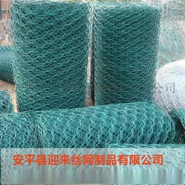 石笼网,镀锌石笼网,镀锌包塑石笼网