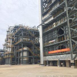 石化電廠鍋爐平臺熱鍍鋅鋼格板