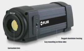 FLIR A300 flir/菲利爾熱成像儀 在線式紅外熱像儀 上海譜盟光電支持紅外在線監測服務