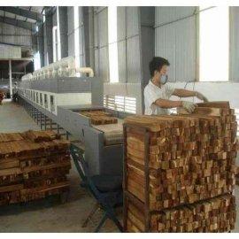 威雅斯微波木材烘干设备