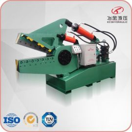 鳄鱼式金属剪切机、废铁剪板机(Q08-160)