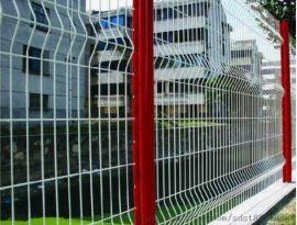 铁丝护栏网 隔离框架护栏网厂家
