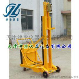 JDT280配重式电动油桶堆高车
