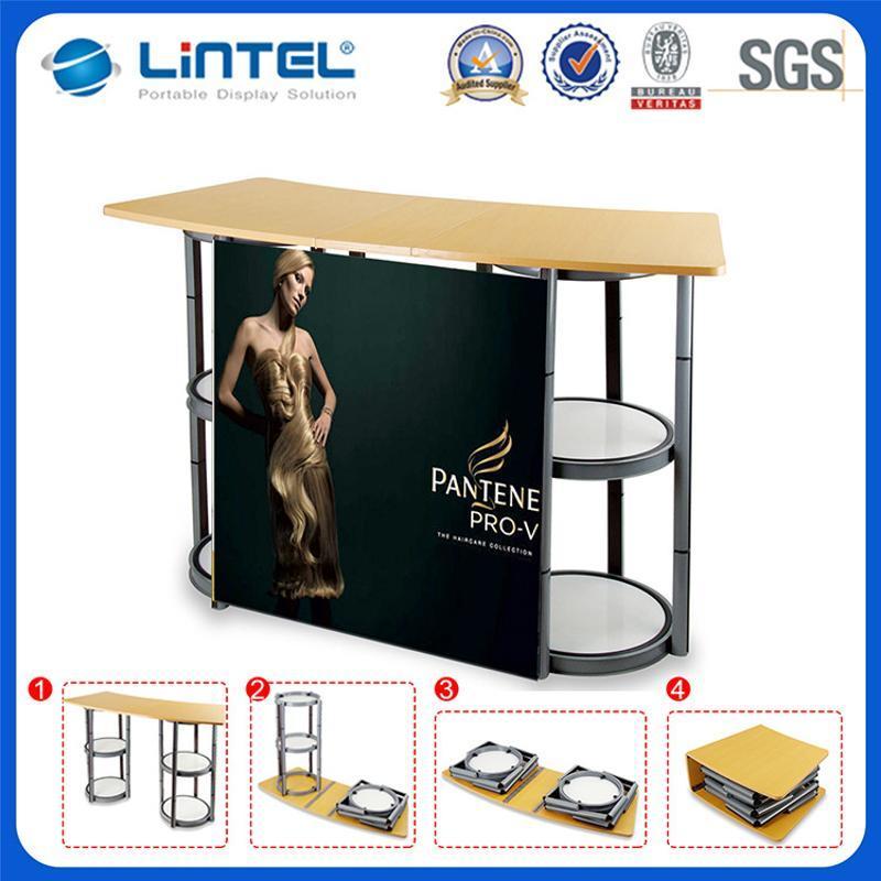 折叠促销桌产品展示台 促销展示柜 展示架  促销台 促销桌