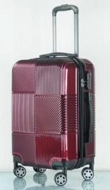 上海定制20寸時尚拉杆箱 萬向輪登機行李箱 廣告禮品促銷拉杆箱