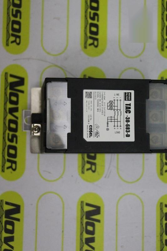 COSEL TAC-30-683-D电源滤波器