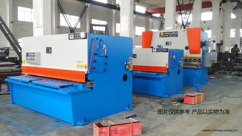 廠家現貨促銷Q11-13X2500機械剪板機 衝剪一體機 剪折卷大型設備