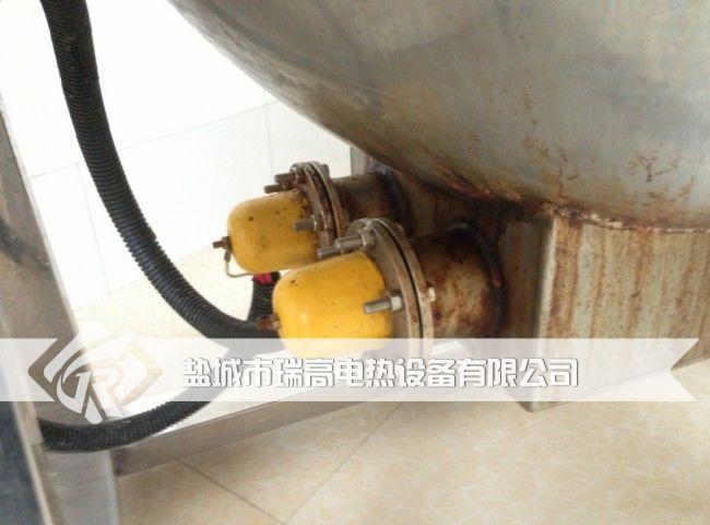 电锅炉加热管