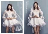 【婉纱仙妮】苏州|虎丘|婚纱礼服|婚纱礼服定制|精品婚纱礼服|批发