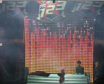 LED舞台背景幻彩屏