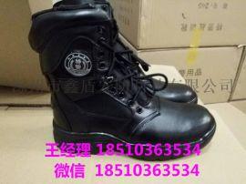 厂家直销配发款特警战训鞋