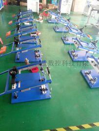 深圳手动座台曲面丝印机