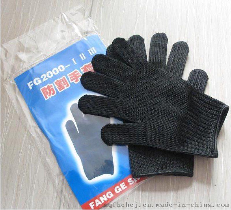 防割手套的作用   5级防护手套耐磨