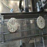 漠河汉堡肉饼加工设备 肉饼成型机 小型肉饼成型设备