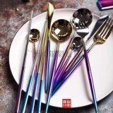 银貂18-10不锈钢炫彩系列餐具