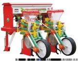 悬浮式两行玉米施肥播种机 菏泽鲁霸玉米施肥播种机