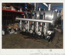 定压补水装置 立式管中泵供水设备 特点