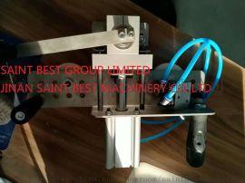 弯钢中空玻璃压合机,手动圆弧中空玻璃压合机