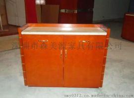 中式餐邊櫃儲物櫃餐廳備餐櫃客廳茶水櫃碗櫃廚房櫃