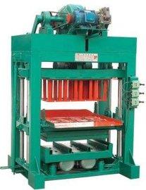 免烧砖机(QTJ4-40)