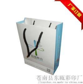 厂家直销批发可定制礼品袋 环保**创意纸袋宣传广告手提袋