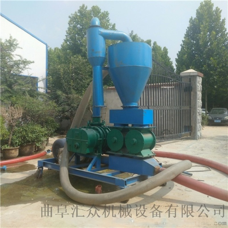 粉煤灰装车气力输送机 多功能粉料输送机
