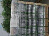 南京鴻發鋁業長期供應40*35噴砂氧化光伏鋁邊框