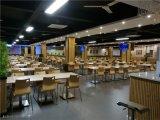 广州食堂餐桌椅加工定做