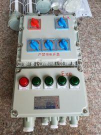 防爆照明动力配电箱壁挂式安装