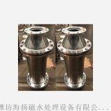 磁化除垢器 物理除垢设备 大口径防垢除垢 强磁除垢