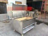 北京不锈钢烤全羊羊腿炉-自动翻转燃气烤羊腿炉子