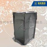 定做大型机器设备电力控制柜包装袋 四方底铝箔袋