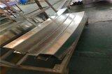 型材铝方管幕墙吊顶厂家 型材铝方通弧形吊顶厂家