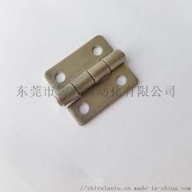 35*40不锈钢拉丝合页HFV12-40 工业铰链