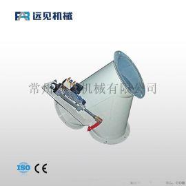 供應飼料氣動三通 靈活換向閥 飼料加工輔助設備