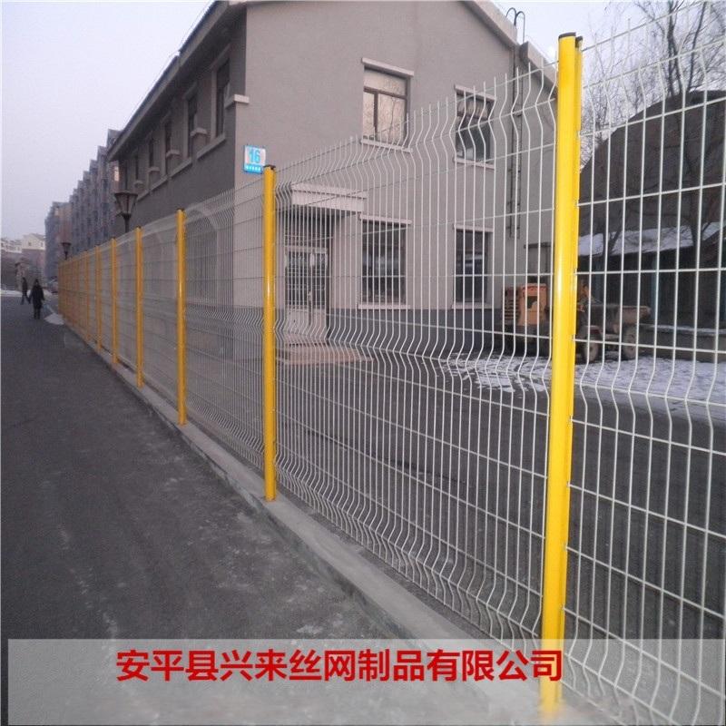邊框護欄網片 基坑防護圍欄網 護欄網配件廠家