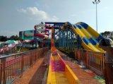 福建水上滑梯厂家广州浪腾水上乐园设备直销组合滑梯